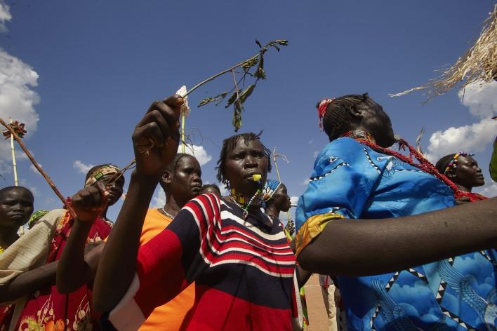 Op de vlucht in Zuid-Soedan