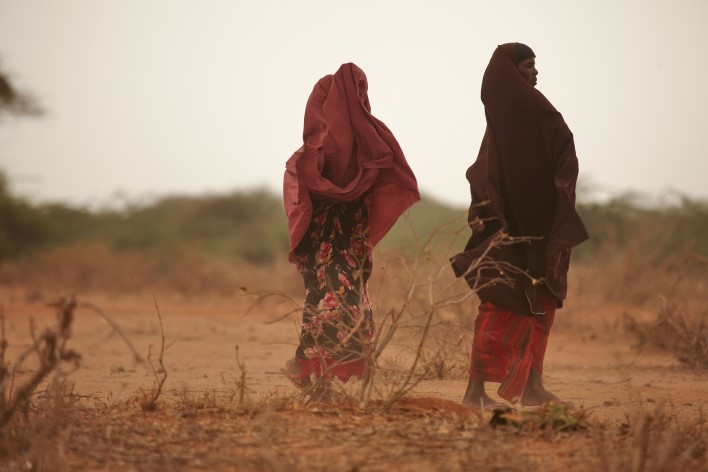 Honger in de Hoorn van Afrika