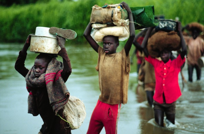 Lost boys in Soedan