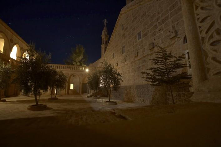 Oudste klooster ter wereld: Mor Gabriël