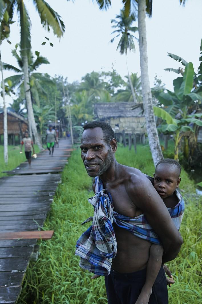 Pret op Papoea