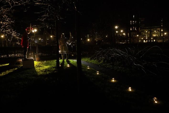 Licht in Vathorst