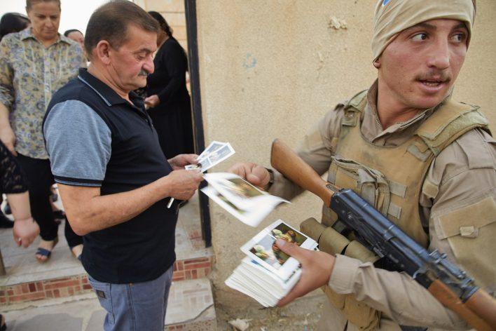 Irak na ISIS © Jaco Klamer www.klamer-staal.nl