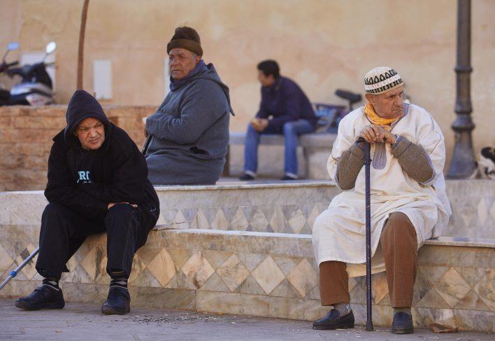 Magnifiek Marokko © Jaco Klamer www.klamer-staal.nl