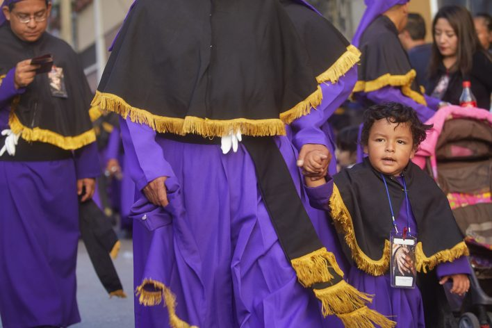 Semana Santa © Jaco Klamer www.klamer-staal.nl