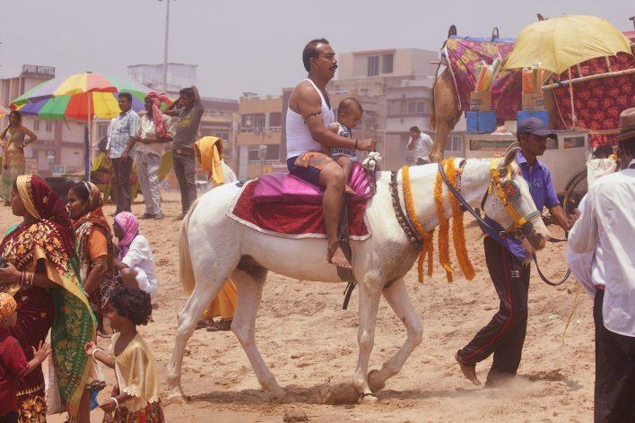 Indrukwekkend India © Jaco Klamer www.klamer-staal.nl