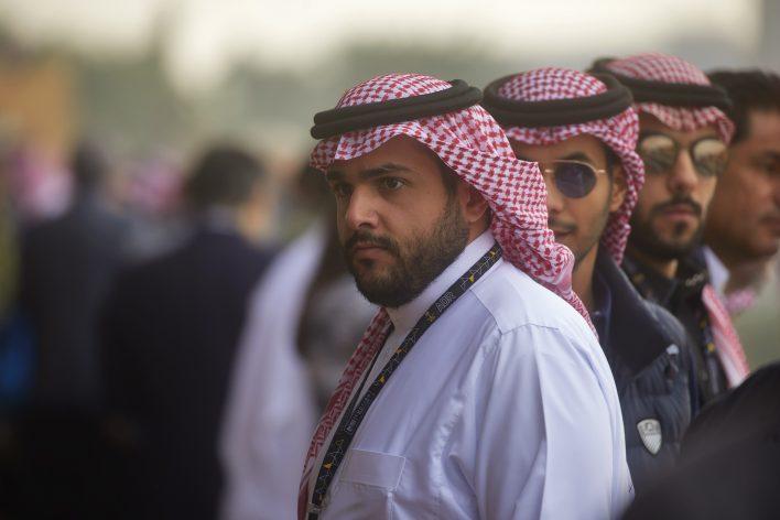 Racen in Riyad © Jaco Klamer www.klamer-staal.nl