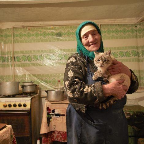 Oude joden in Oekraïne