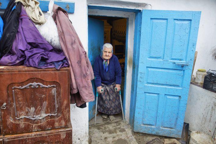 Innemend Moldavië © Jaco Klamer www.klamer-staal.nl
