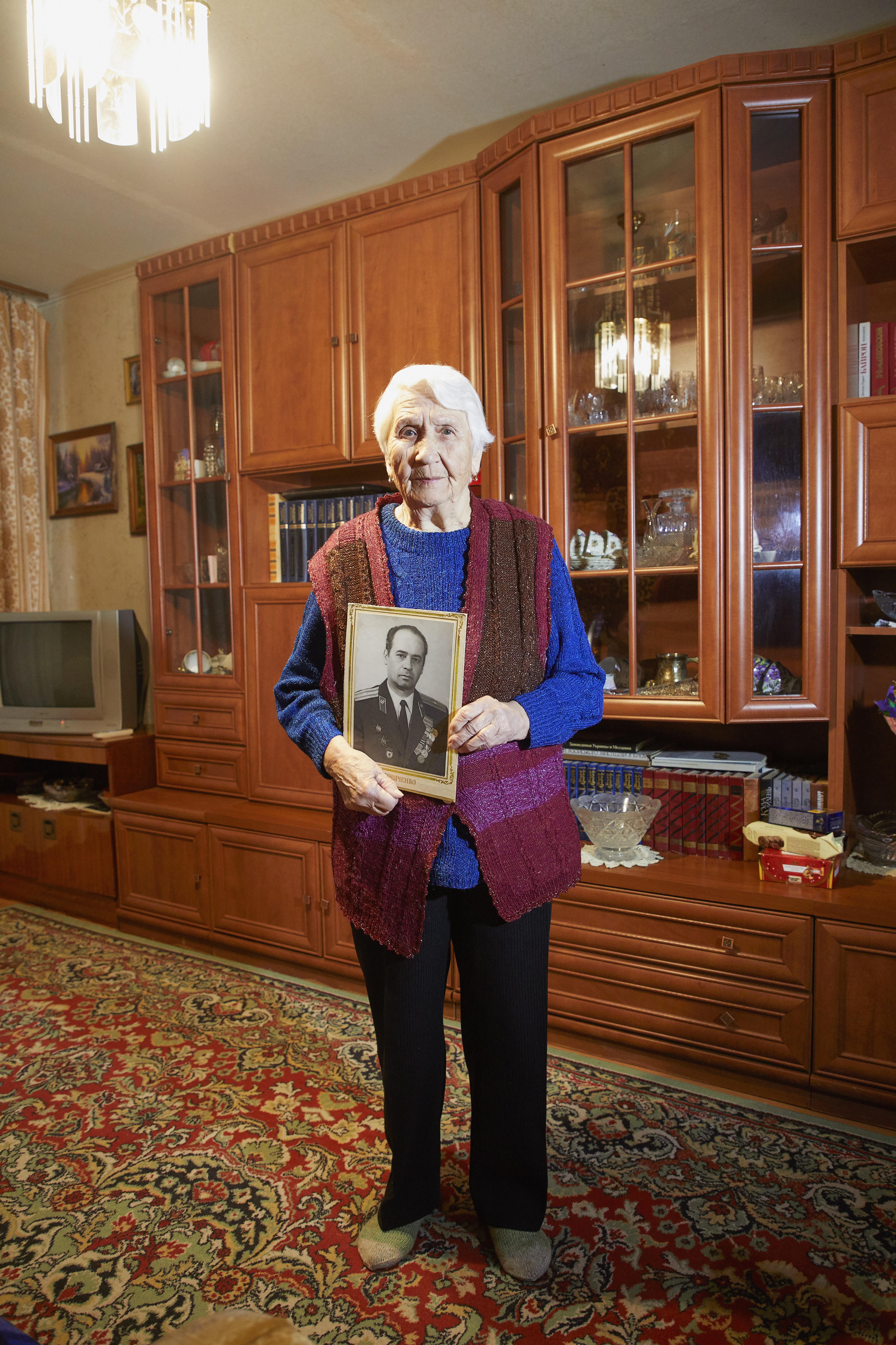 Ukraine Bila Tserkva Christenen voor Israel  30-01-2019  foto Jaco Klamer