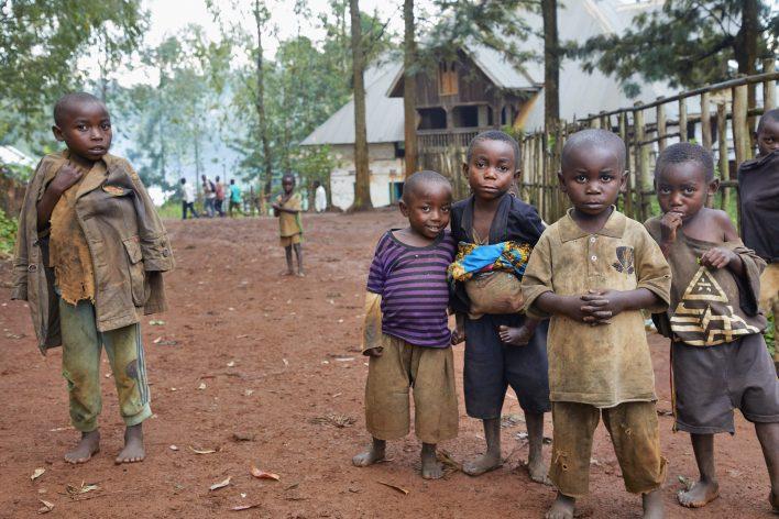 Curieus Congo © Jaco Klamer www.klamer-staal.nl