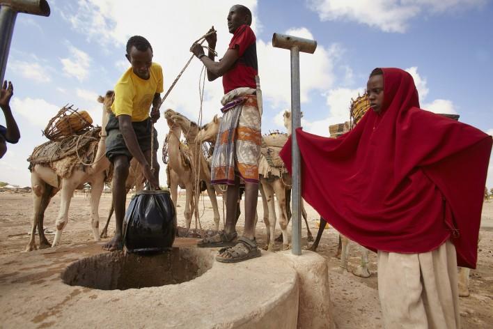 Leven in Somaliland © Jaco Klamer www.klamer-staal.nl