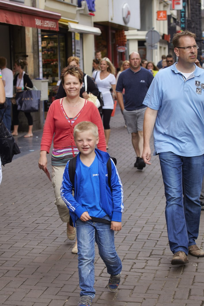 Aron in Amsterdam