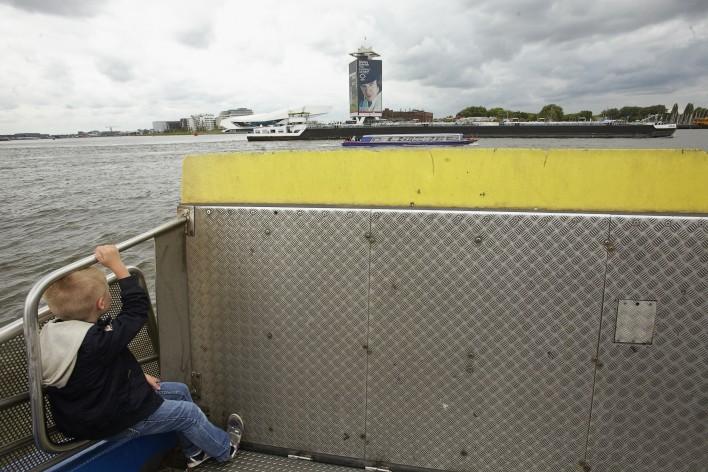 Aron in Amsterdam (privé)