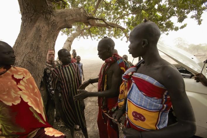 Onafhankelijk in Zuid-Soedan