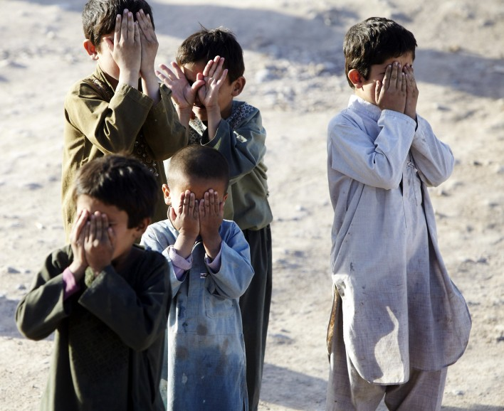 Op missie in Afghanistan