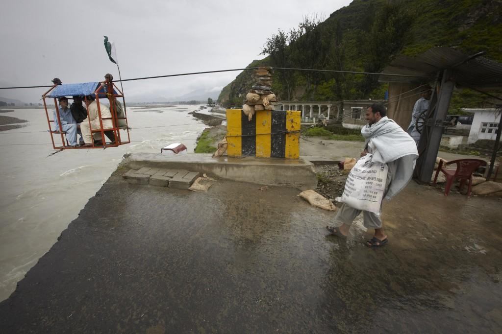 Watersnood in Pakistan