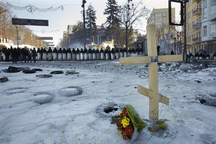 Vrijheid voor Oekraïne