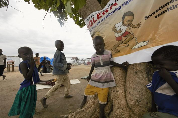 Zuid-Soedan draait door