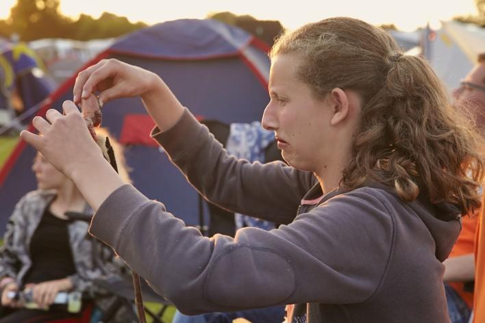 Kikkers, closetrollen en cool kamp