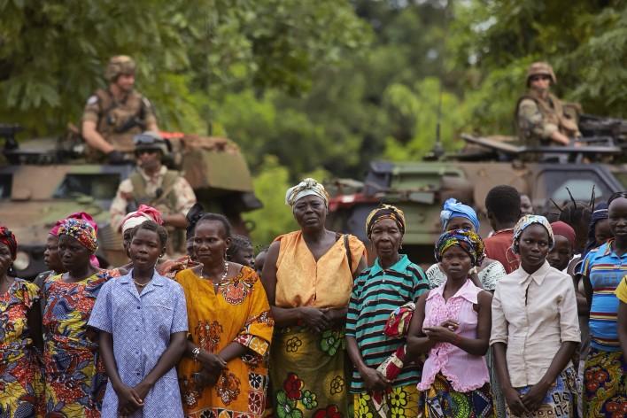 Crisis in de Centraal-Afrikaanse Republiek