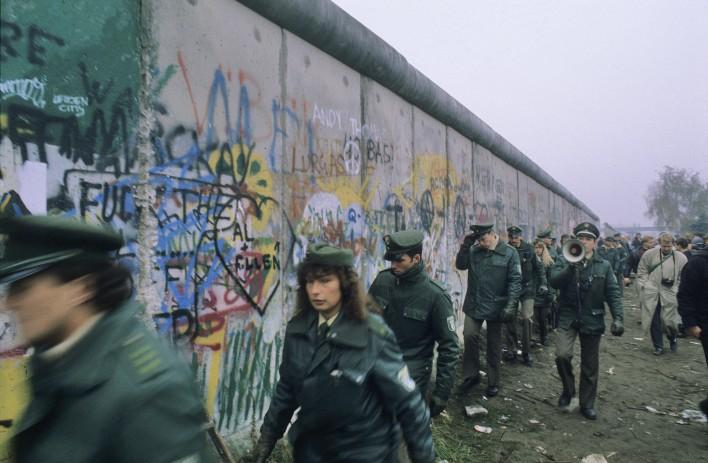 Val van de Berlijnse muur