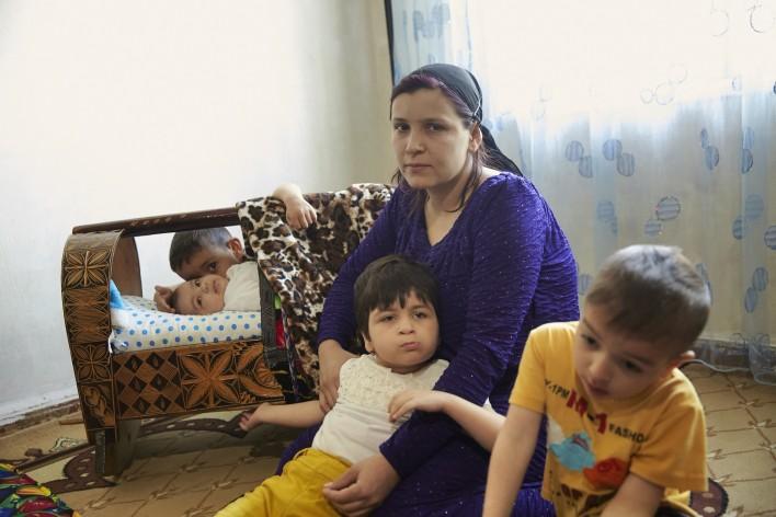Tobben in Tadzjikistan
