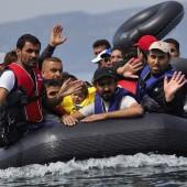 Tot ziens in Syrië © Jaco Klamer www.klamer-staal.nl