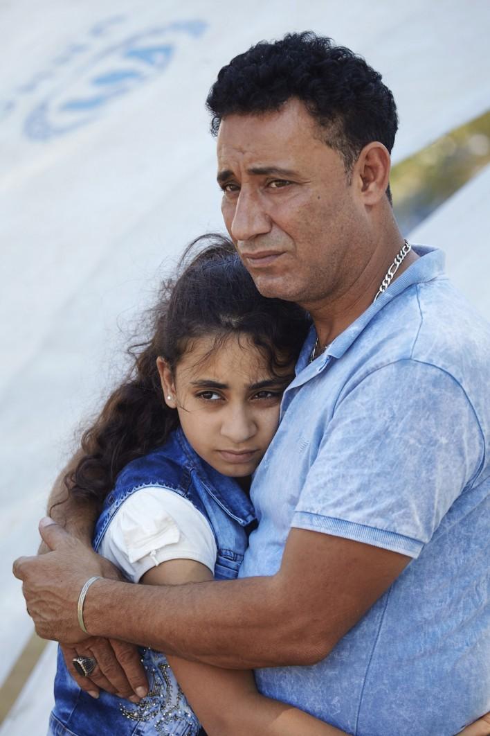 Vlucht naar veilig en welvarend Lesbos