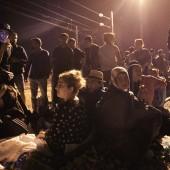 I will never forget the refugees on the Greek / Macedonian border © Jaco Klamer www.klamer-staal.nl
