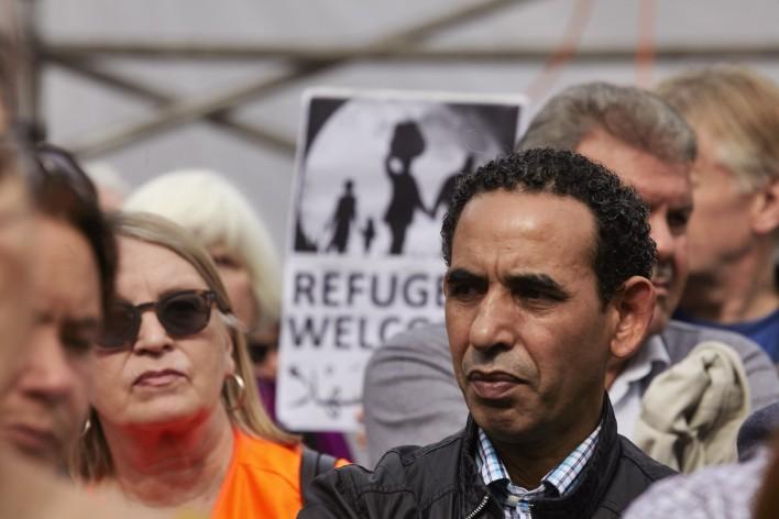 Vluchtelingen meer dan welkom