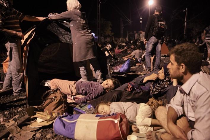 Dode dromen: kinderen op de vlucht