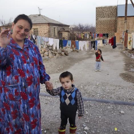 Thuis in Armenië