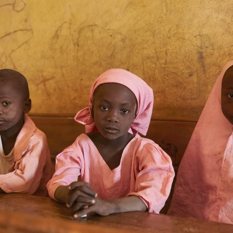 Terreur Boko Haram treft schoolkinderen Nigeria