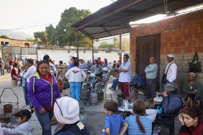 Failliet Venezuela © Jaco Klamer www.klamer-staal.nl