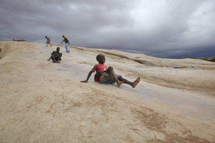 This is Tsjaad © Jaco Klamer www.klamer-staal.nl