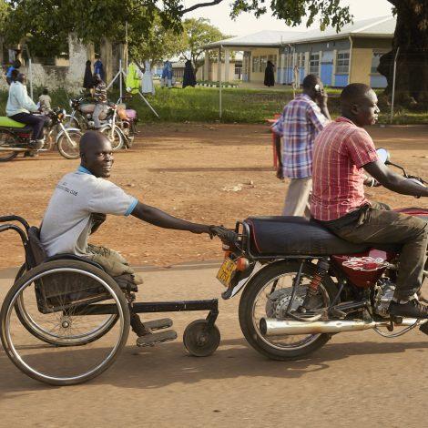 Parels in Oeganda