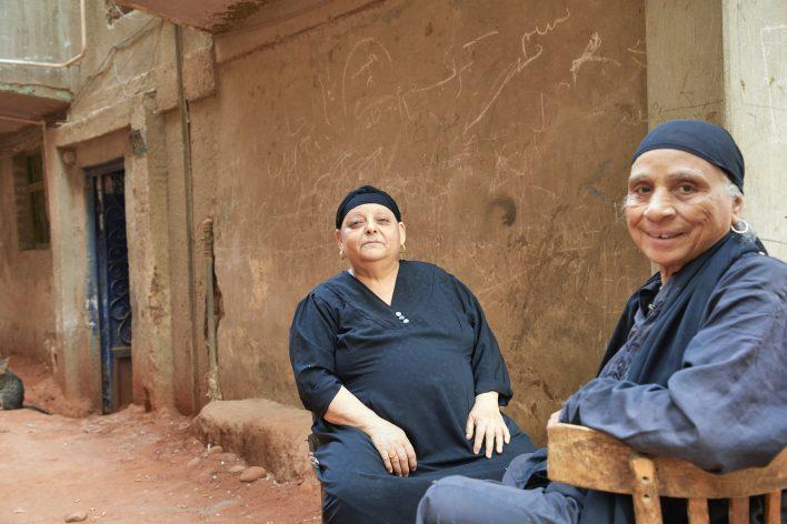 Echt Egypte © Jaco Klamer www.klamer-staal.nl