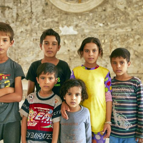 Christenen in Qaraqosh en Mosul