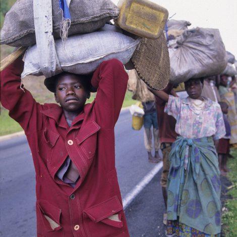 Rwanda na genocide