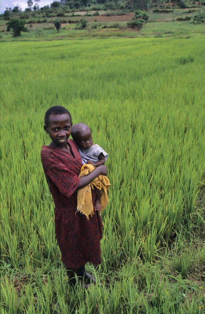 Rwanda na genocide © Jaco Klamer www.klamer-staal.nl