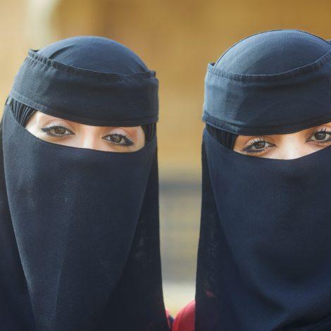 Saoedische schoonheid