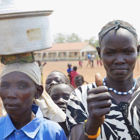 Schrijnend Zuid-Soedan