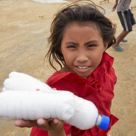 Geloof, zout en plastic in Colombia