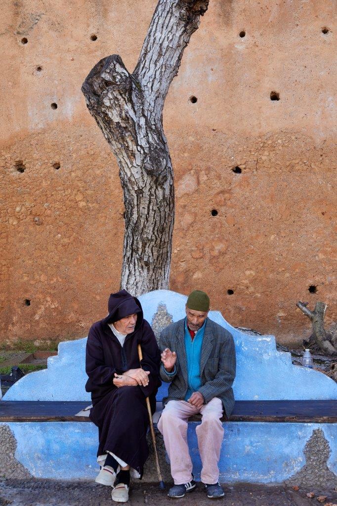 Mooi Marokko © Jaco Klamer www.klamer-staal.nl