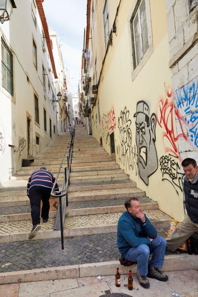 Lissabon © Jaco Klamer www.klamer-staaal.nl