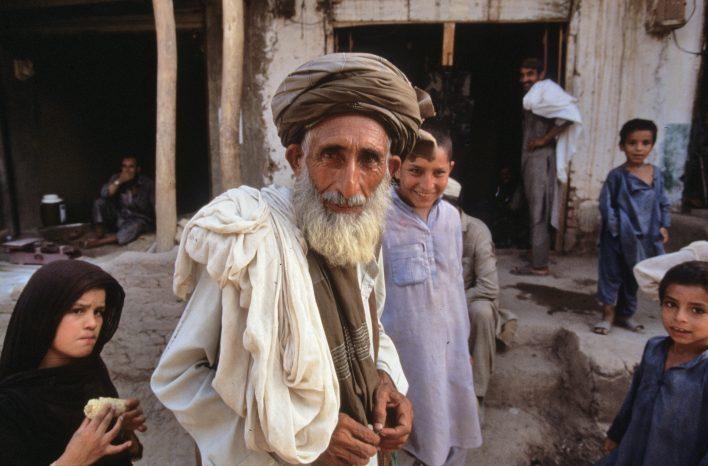 (over)leven buiten afghanistan © Jaco Klamer www.klamer-staal.nl