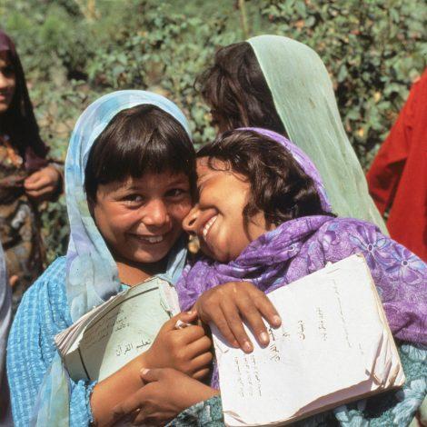 (Over)leven buiten Afghanistan